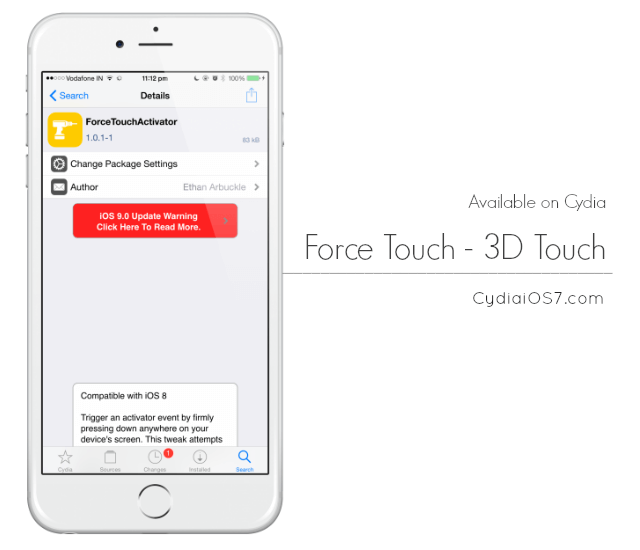 force-touch-activator