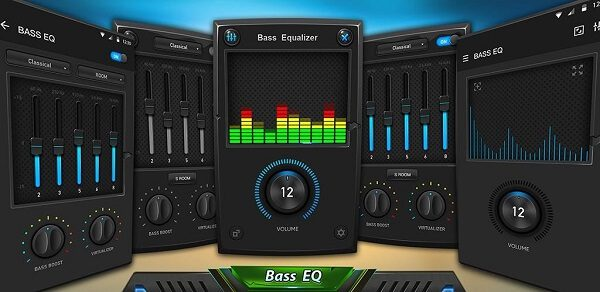 تطبيق EQUALIZER & BASS BOOSTER